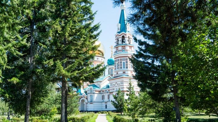 Мэрия опубликовала эскизы праздничного оформления Омска ко Дню города