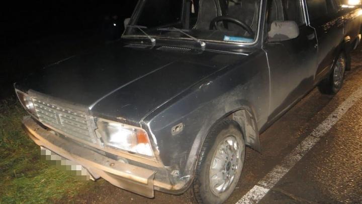 В Башкирии за одни сутки под колесами автомобиля погибли сразу два пешехода
