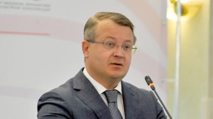 Экс-замгубернатора Василий Рудой стал директором Южно-Российского института управления