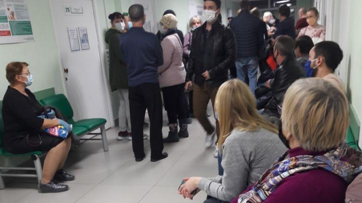 Власти Зауралья дали инструкцию по получению медпомощи для больных COVID-19
