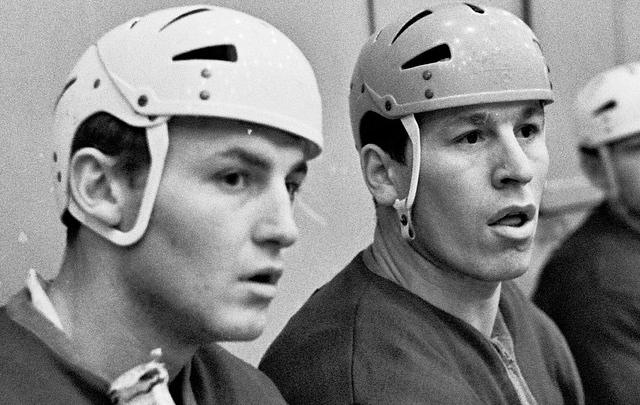 Скончался легендарный нападающий хоккейного клуба «Салават Юлаев» Геннадий Казаков