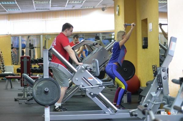Фитнес-центры не могут работать в индивидуальном режиме