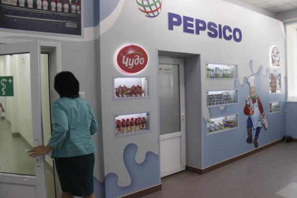 Новую линию соков запустили на заводе «Сибирское молоко» компании«Вимм-Билль-Данн», которая входит в ГКPepsiCo