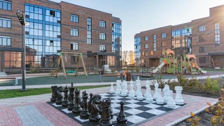 Феномен «Да Винчи»: популярный жилой комплекс влюбил в себя в формате онлайн читателей НГС
