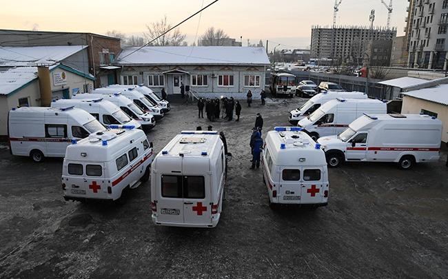 В полку неотложки прибыло: скорая помощь региона получила 11 новых машин
