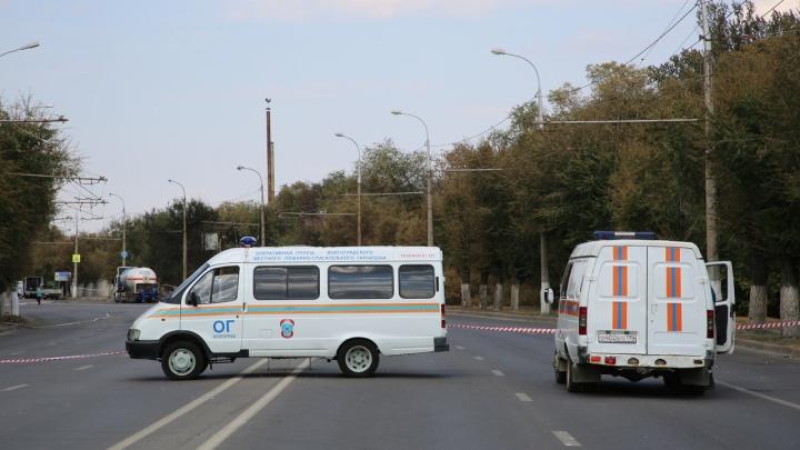 Еще поработают следователи: проспект Ленина на севере Волгограда сегодня пообещали открыть для транспорта