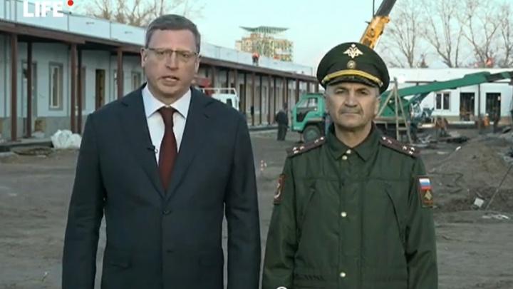 Путин поручил Минздраву России помочь Омской области с аппаратами ИВЛ