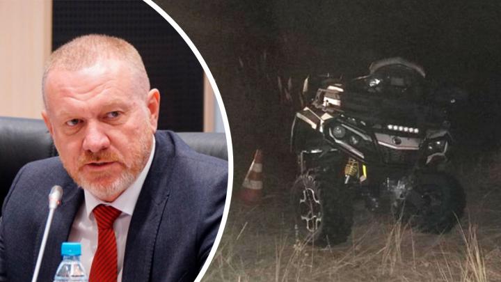 «Состояние стабильно тяжёлое»: дочь волгоградского сенатора с мужем пострадали в аварии с квадроциклом