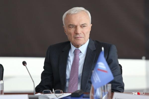 Виктор Рашников — единственный бизнесмен Челябинской области, который регулярно попадает в топ-500 богатейших людей мира
