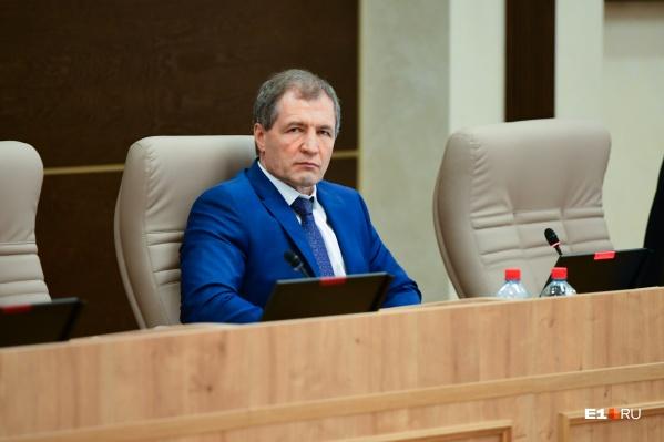 Спикер гордумы Игорь Володин сообщил, что переносит коронавирус в легкой форме
