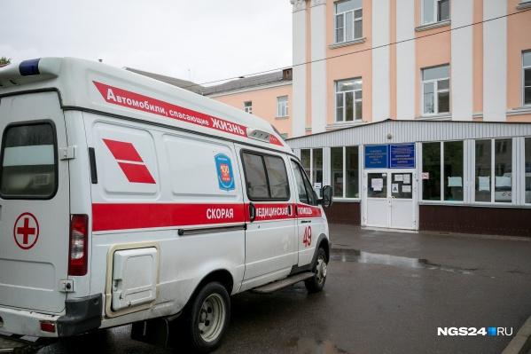 Больница № 20 продолжает принимать ковидных