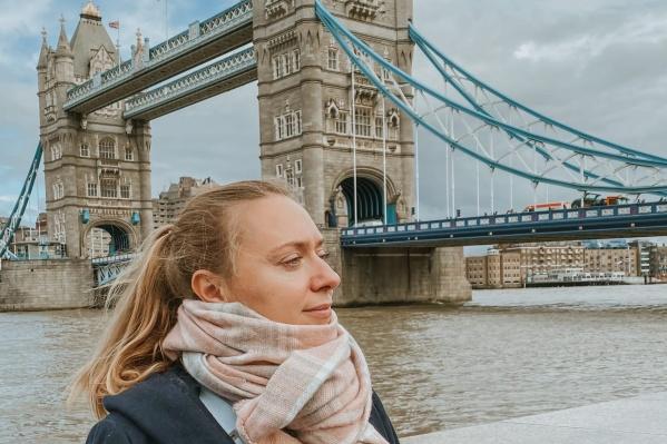 Алёна уверена, что «коронавирусные» тревоги лондонцев не отличаются от тревог нижегородцев