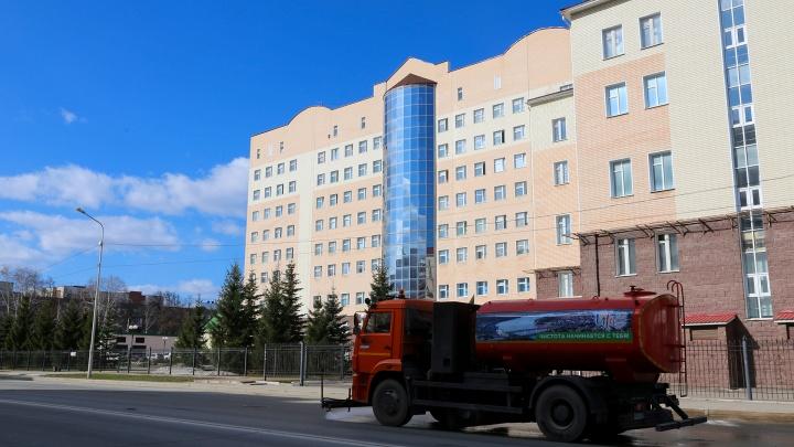 У девяти медиков из РКБ имени Куватова подтвердился коронавирус