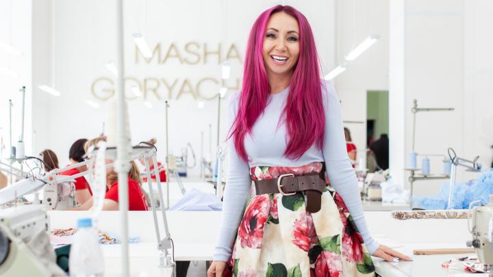 «Главный офис — это я сама»: история модного бизнеса самарского дизайнера Маши Горячевой