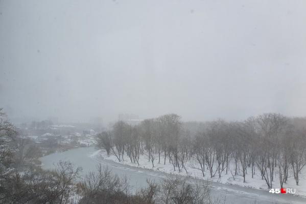 На Курганскую областьнадвигается мощный циклон, говорит народный синоптик Илья Винштейн