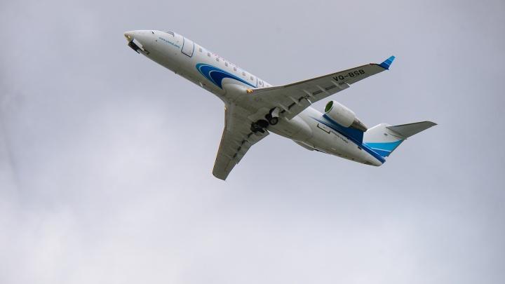 Полетали — и хватит: власти обсуждают закрытие авиасообщения Кольцово с Москвой и Санкт-Петербургом