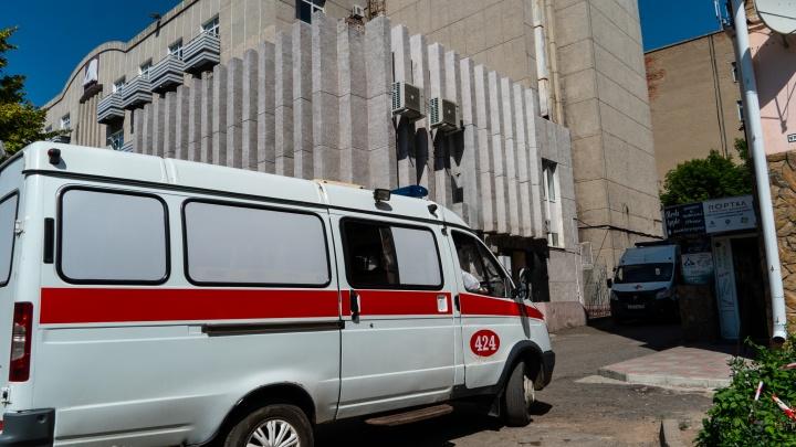 В Омской области от коронавируса умерли ещё два человека