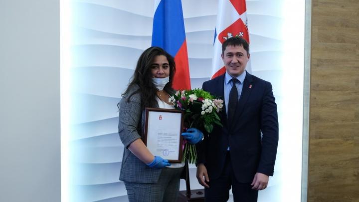 Глава Прикамья наградил волонтеров и полицию за успешный розыск пропавших детей