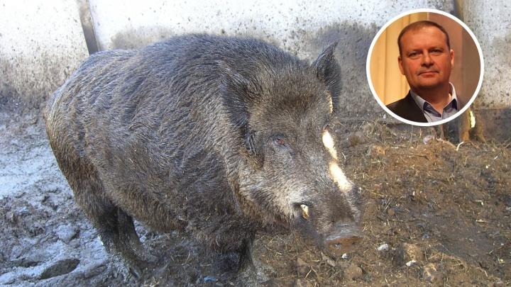 Первого замглавы района Волгоградской области застали за браконьерством