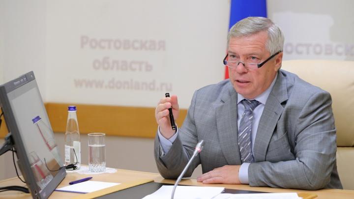 Голубев: в Ростовской области уже заняты 90% развернутых коек для больных коронавирусом