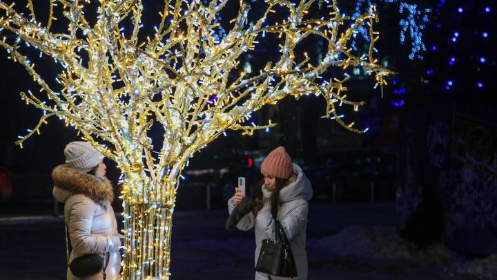Ажиотаж в магазинах, снежный коллапс и Анна Семенович: что волновало уфимцев в новогодние выходные