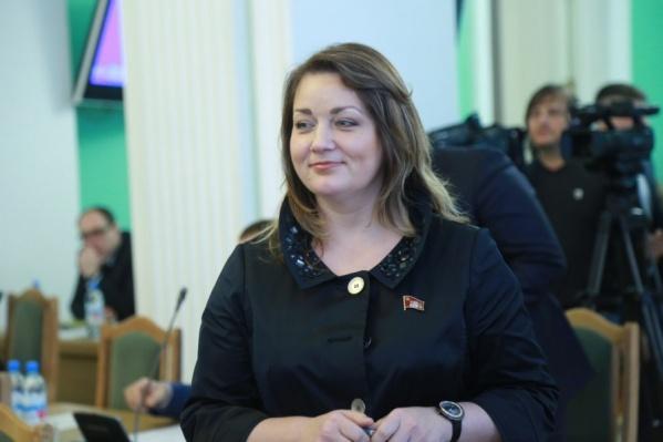 В заседании комитета депутат участвовала по видеосвязи