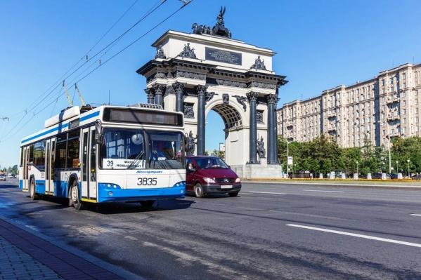 Теперь троллейбусы больше не появятся на улицах столицы