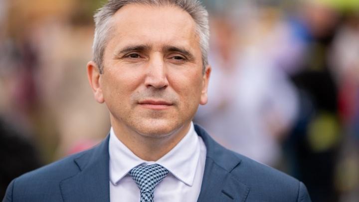 Сегодня губернатор Александр Моор в прямом эфире ответит на вопросы читателей 72.RU