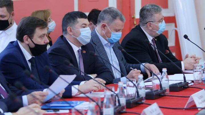 Андрей Комаров занял пост сопредседателя Партнерского совета Министерства просвещения РФ