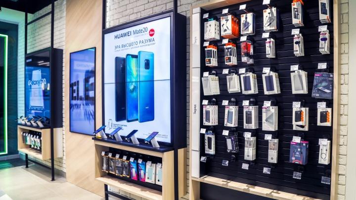 Челябинцы стали чаще покупать смартфоны: в списке фаворитов — корейские и китайские производители