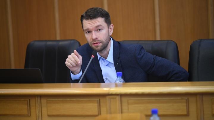 Депутат гордумы Екатеринбурга Вихарев ответил на подозрения в слежке за политиками и бизнесменами