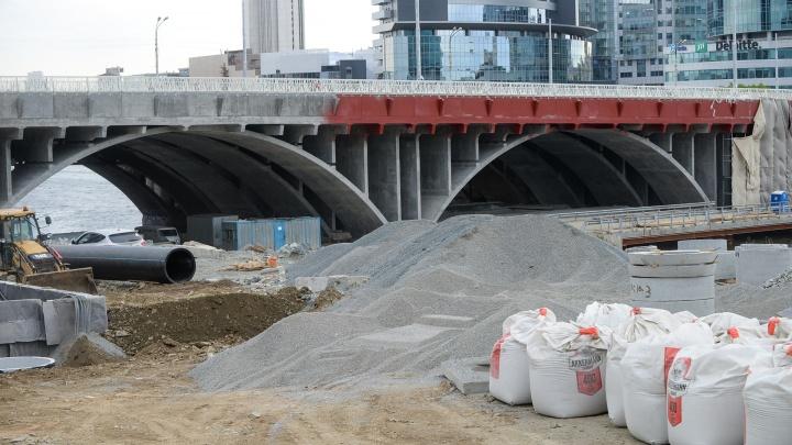 Мэрия объявила конкурс на второй этап реконструкции Макаровского моста. Он займет три года