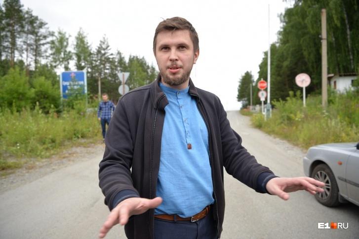 Всеволод Могучев пытался стать депутатом Екатеринбургской гордумы, но безуспешно