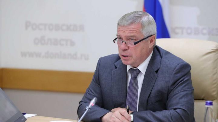 «Умейте зарабатывать»: Голубев отчитал донские муниципалитеты, которые ждут денег от области