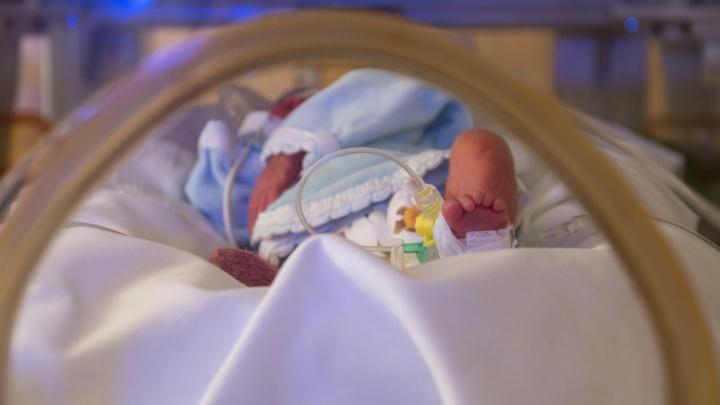 В Самарской области в коронавирусном отделении больницы родился ребенок