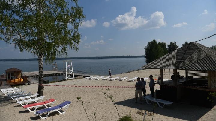 Под Екатеринбургом разыскивают 9-летнего мальчика, который пропал на озере Балтым