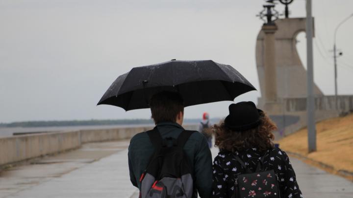 В Архангельске, Северодвинске и Новодвинске обещают ухудшение погоды