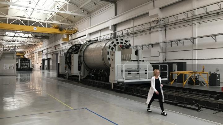 Производство «Ангары» в Омске подешевеет с семи до четырёх миллиардов рублей