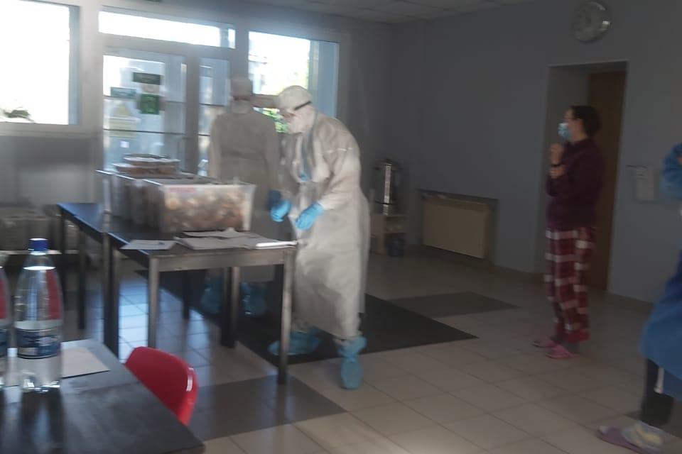 В Курганово получился хороший отдых, как в лагере, но пациентов не лечили