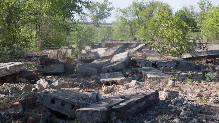 В Волгограде вспомнили матч «На руинах Сталинграда»: видео
