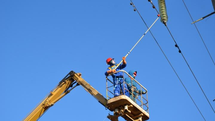 «Россети Юг» направят на плановый ремонт энергокомплекса 1,6 миллиарда рублей