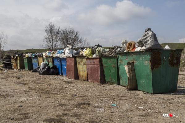 Долгов у ООО «Управление отходами — Волгоград» — как мусора