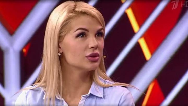 Жительница Красноярска рассказала в эфире Первого канала о побоях мужа и увезенных им детях