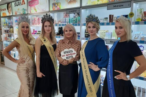 В чём секреты красоты победительниц регионального этапа «Миссис Россия — 2020»?