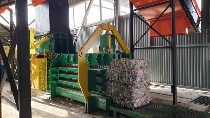 В Самарской области запустили шесть станций для сортировки мусора