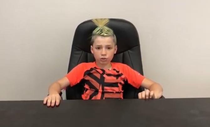 В Уфе мальчик записал видеообращение к органам опеки и попросил оставить его жить с отцом