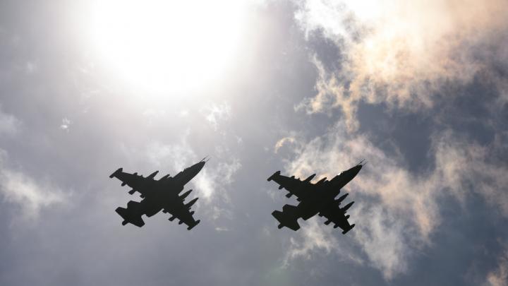 Как прошла репетиция грандиозного авиашоу в Ростове ко Дню Победы — большой фоторепортаж