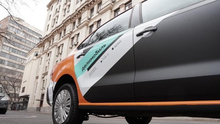 «Зеленый» транспорт: в Нижнем Новгороде Делимобиль выводит автомобили на экотопливе