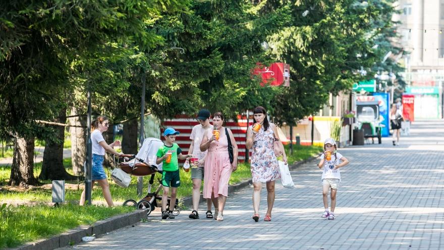 Гонки, фестиваль букетов и кино под открытым небом: афиша на выходные в Красноярске