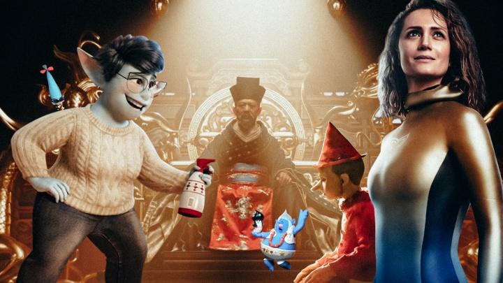 Возвращение Пиноккио, любовь в «Белграде» и женщины в море:11 поводов пойти в кино в марте